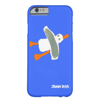Art iPhone 6 Case: John Dyer Seagull Barely There iPhone 6 Case