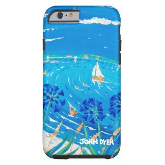 Art iPhone 6 Case: Scilly Blue Tough iPhone 6 Case