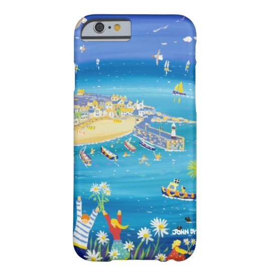 Art iPhone 6 Case: St Ives, Cornwall Barely