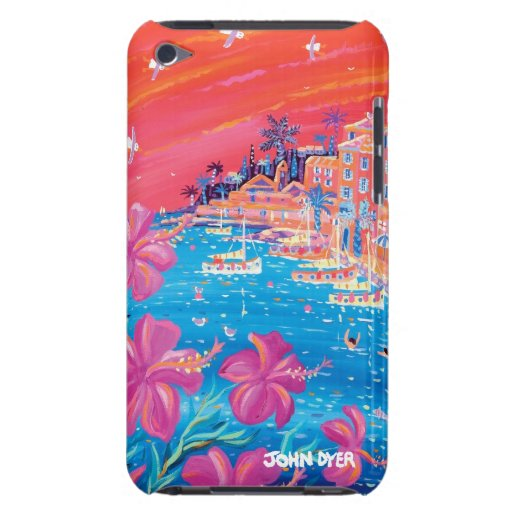 Art iPod Touch Case: Villefranche France