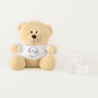 Art is Individuality Teddy Bear
