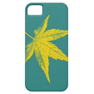Art Leaf 27 Barely There iPhone 5 Case