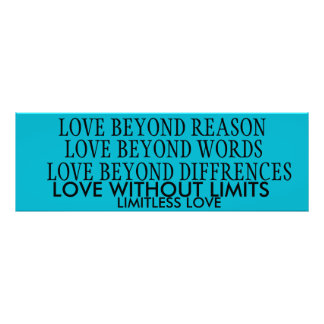 ART LOVE BEYOND PHOTO PRINT