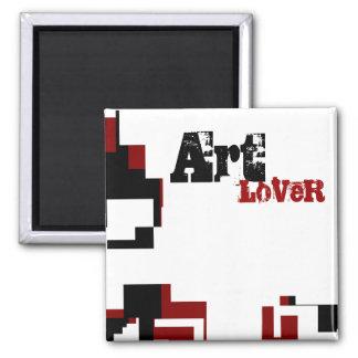 Art Lover Magnet
