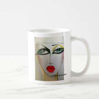 ART Mug by Liz Trdatyan