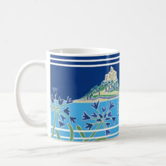 Art Mug: Moonlight on the Water St Michael's Mount Coffee Mug