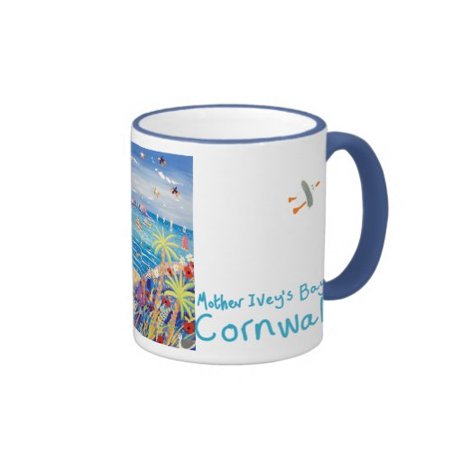 Art Mug: Mother Ivey's Bay Cornwall