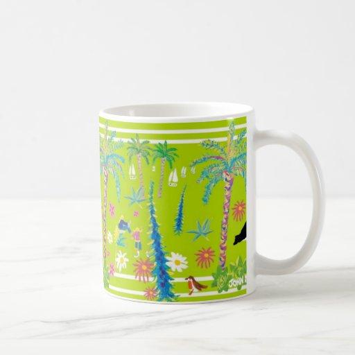 Art Mug: Tresco Abbey Garden