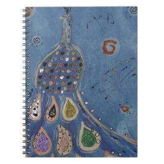 Art Spiral Note Books