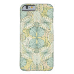 art nouveau abstract ornate pattern iPhone 6 case