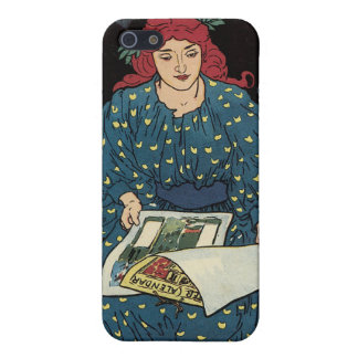 Art Nouveau - Astrology Cover For iPhone 5/5S