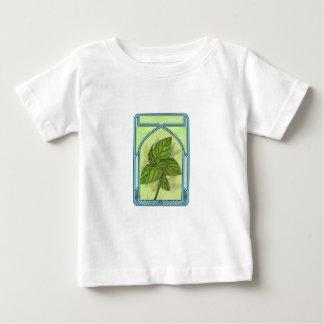 Art nouveau. Basil. Baby T-Shirt