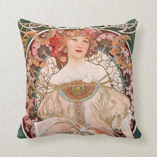 Art Nouveau ~ Champenois Cushions