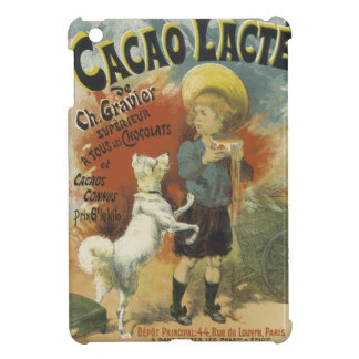 Art Nouveau Chocolate iPad Mini Covers
