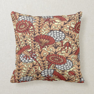 Art Nouveau Dandelion ~ Throw Pillow