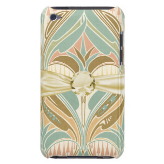 art nouveau decorative bliss pattern barely there iPod case