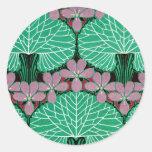 Art Nouveau Design #12 at Emporio Moffa Stickers