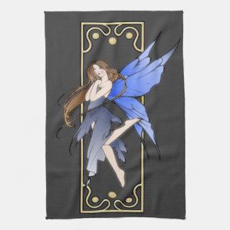 Art Nouveau Fairy Tea Towel