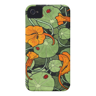 Art Nouveau Floral Case-Mate iPhone 4 Case