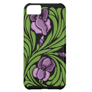 Art Nouveau Floral Design iPhone 5C Case