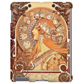 Art Nouveau iPad Case