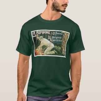 Art Nouveau:  La Réforme by Privat-Livemont T-Shirt