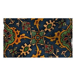 Art Nouveau l'Art Arabic Pack Of Standard Business Cards