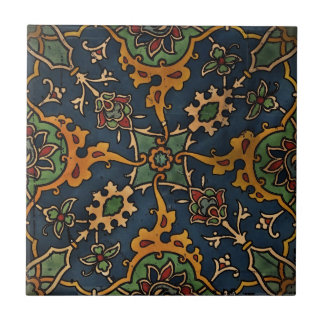 Art Nouveau l'Art Arabic Tile