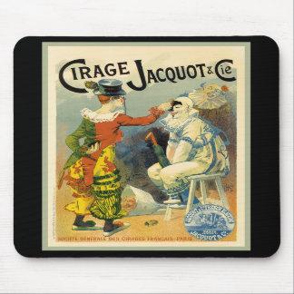 Art Nouveau Mousepad