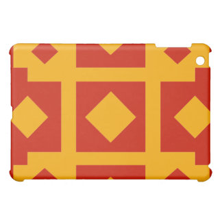Art Nouveau Parquet Hard-Shell iPad Case