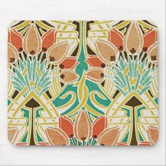 Art Nouveau pattern #11 Mouse Mat
