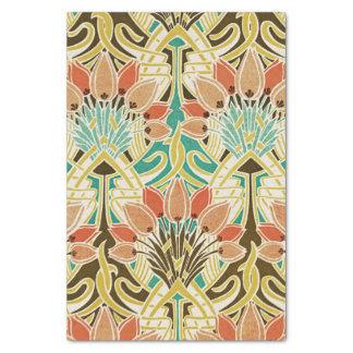 Art Nouveau pattern #11 Tissue Paper