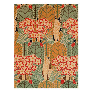 Art Nouveau Pattern #1 at Emporio Moffa Post Card