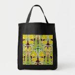 Art Nouveau Pattern #7 at Emporio Moffa Canvas Bags