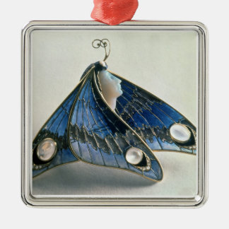 Art Nouveau pendant in the form a butterfly, c.190 Christmas Ornament