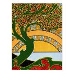 Art Nouveau Postcard: La Libre Esthétique