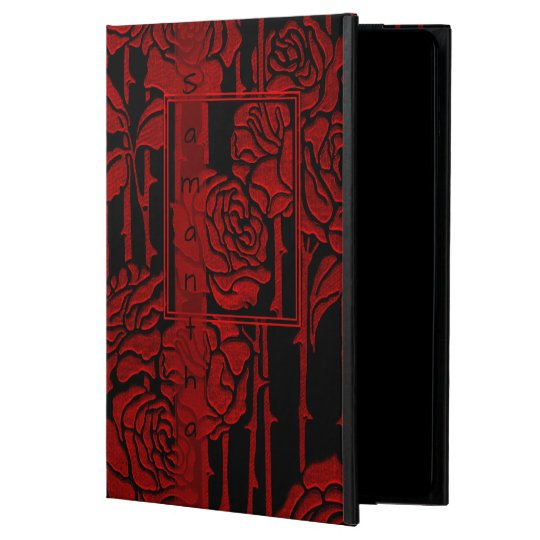Art Nouveau Red Roses Powis iPad Air 2