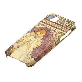 Art Nouveau - Sarah Bernhardt - 1 iPhone 5 Covers
