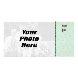 Art Nouveau Style Photo Cards