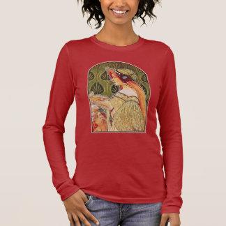 Art Nouveau T-Shirt: Privat-Livemont -  Biscuits Long Sleeve T-Shirt