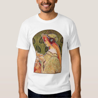 Art Nouveau T-Shirt: Privat-Livemont -  Biscuits T Shirts