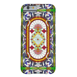 Art Nouveau Tiffany Stained Glass Window Barely There iPhone 6 Case