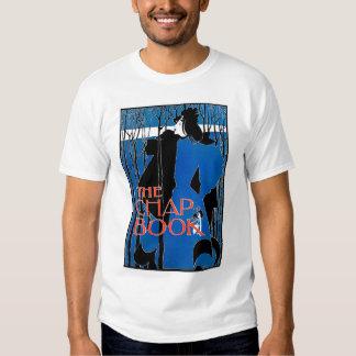 Art Nouveau - Will Bradley - Blue Lady Shirt
