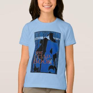 Art Nouveau - Will Bradley - Blue Lady Shirts