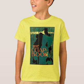 Art Nouveau - Will Bradley - Blue Lady T-shirts