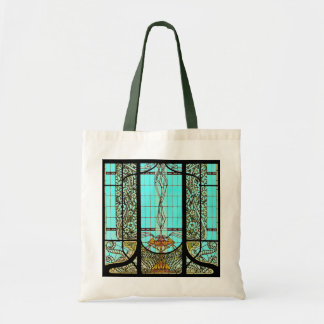 Art Nouveau - Window to the shopping Tote Bag