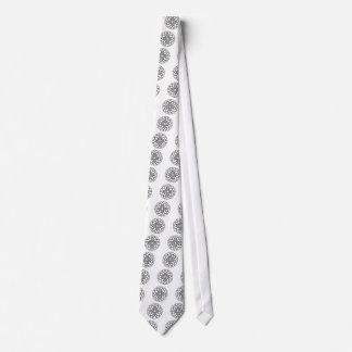 Art Nouveau Woman Tie