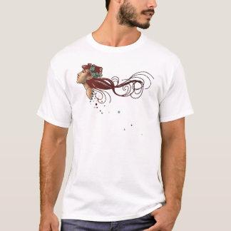 Art Noveau Elf - light T-Shirt
