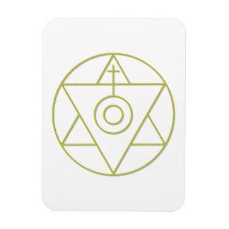 Art Of Alchemy Rectangular Photo Magnet