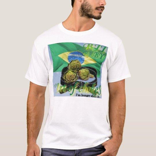 Art-Of-Chokes Brazilian Jiu Jitsu T-shirt